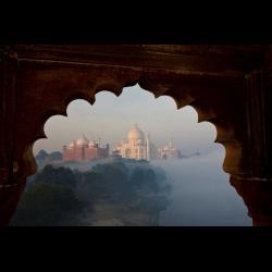 579846 Taj Mahal UNESCO Weltkulturerbe
