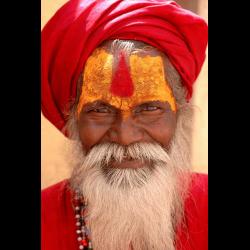326699 Bettelmoench Sadhu) Amber Rajasthan